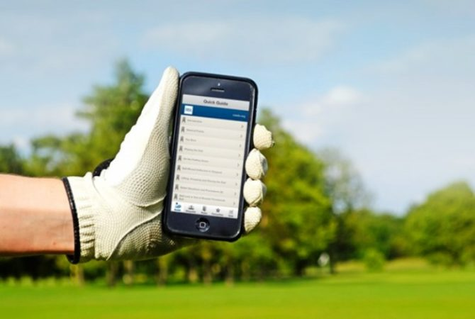 Golf Etiquette: Put That Phone Away On The Links