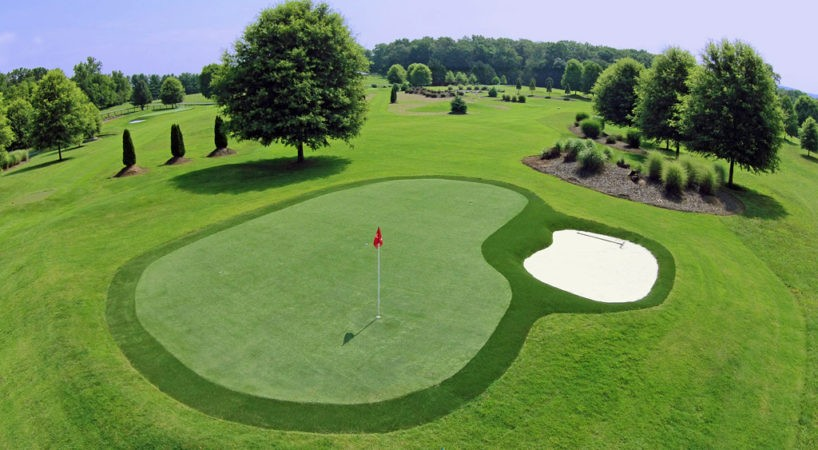 Artificial Turf Golf Courses